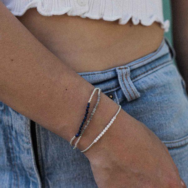 edelsteen armbanden natuursieraad