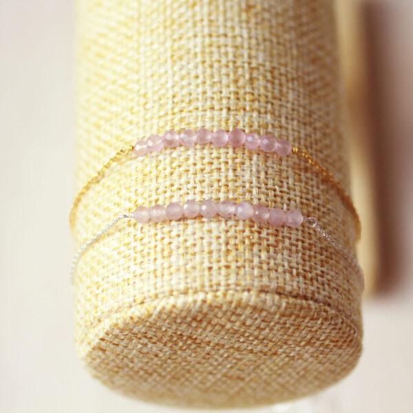 rozenkwarts armbanden
